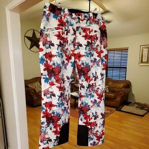 Obermeyer women's ski pants